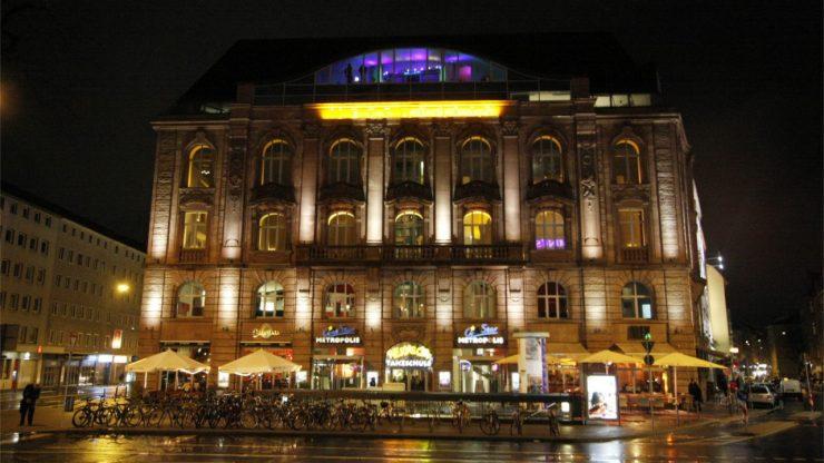 Metropolis Frankfurt Programm